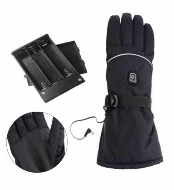 Gants chauffants pour le Ski cyclisme moto équitation Ski sans batterie